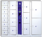 Intelligent Lockers